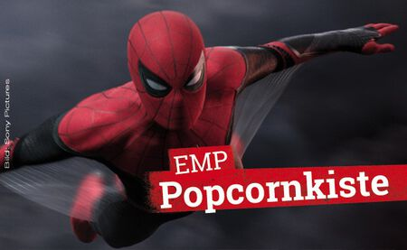 Die EMP Popcornkiste vom 4. Juli 2019: SPIDER-MAN: FAR FROM HOME und ANNABELLE 3