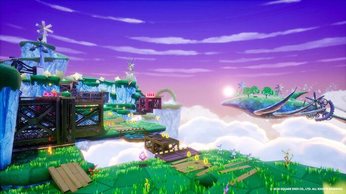 Balan Wonderworld – neues Jump'n'Run von Square Enix