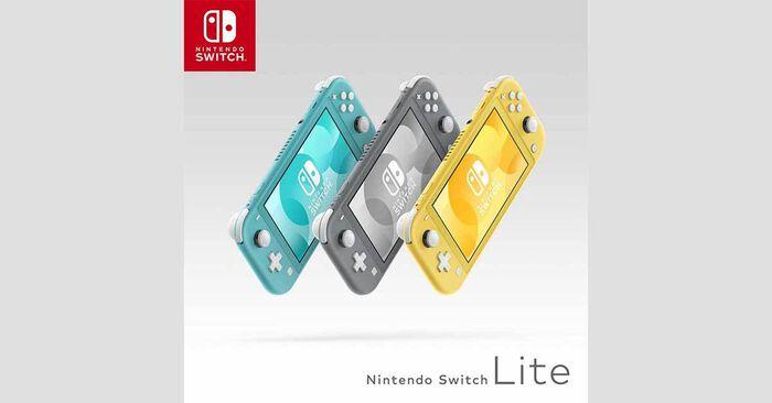 Nintendo Switch Lite – der kleine Handheld-Bruder