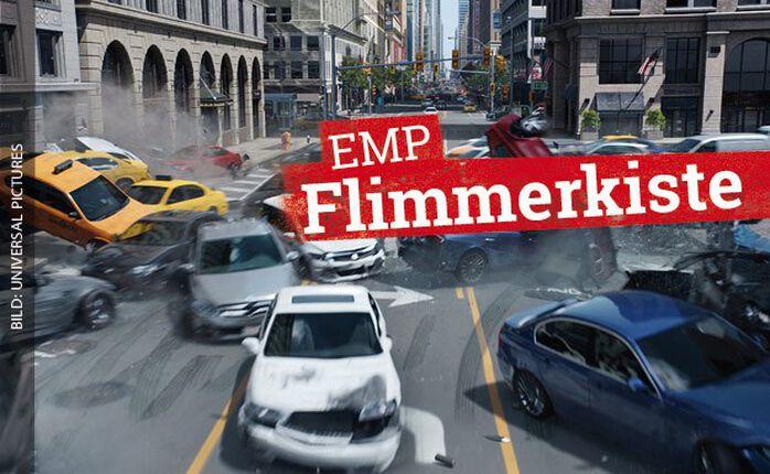Die EMP Flimmerkiste vom 25. August 2017