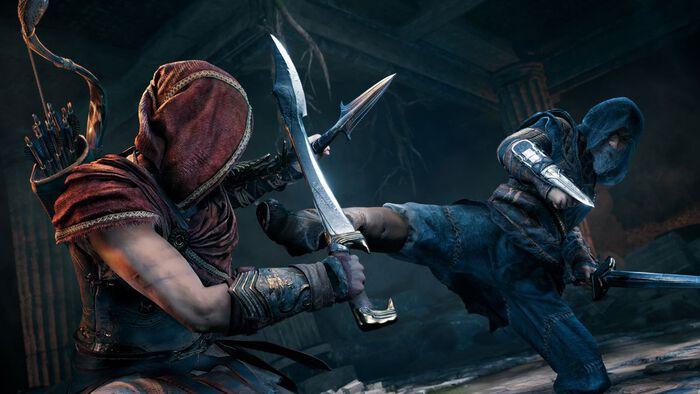 Das Vermächtnis der Klinge – neuer DLC zu Assassin's Creed Odyssey