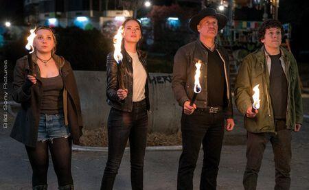 Neue Kino-Trailer: ZOMBIELAND 2, 47 METERS DOWN: UNCAGED und METALLICA S&M 2