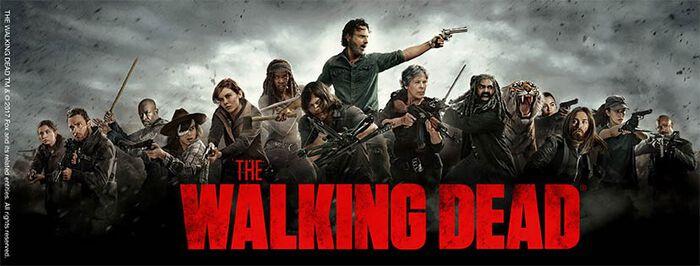 The Walking Dead: Erster Kampf, Folge 100 – S08 E01