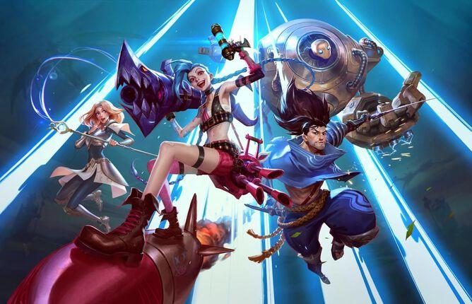 League of Legends: Wild Rift – Beta-Test naht