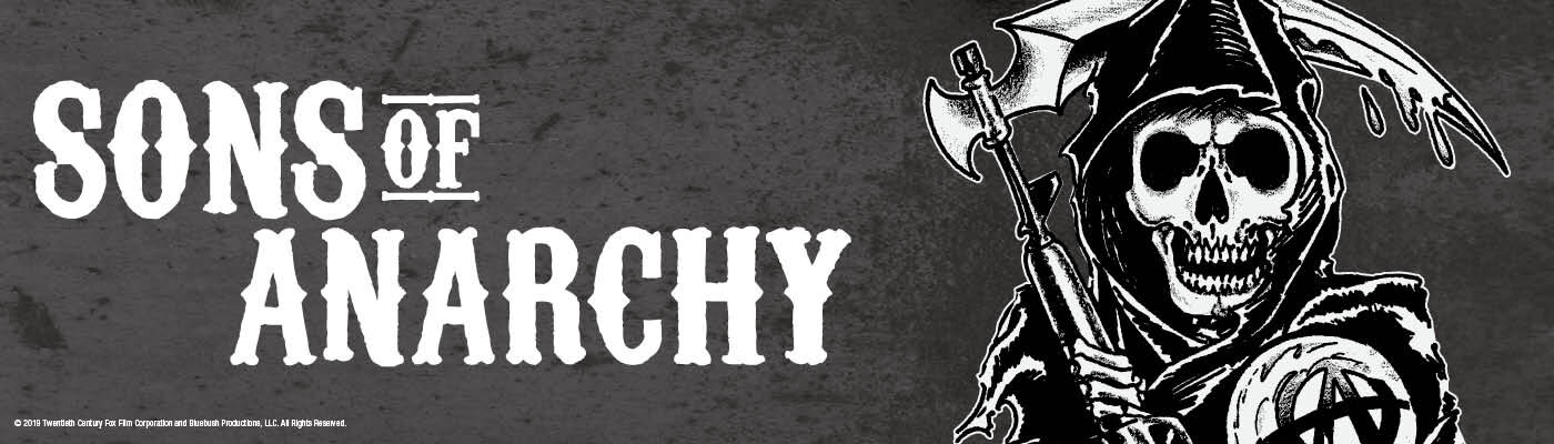 Sons Of Anarchy Fanartikel Exklusive Designs Aus Charming Emp