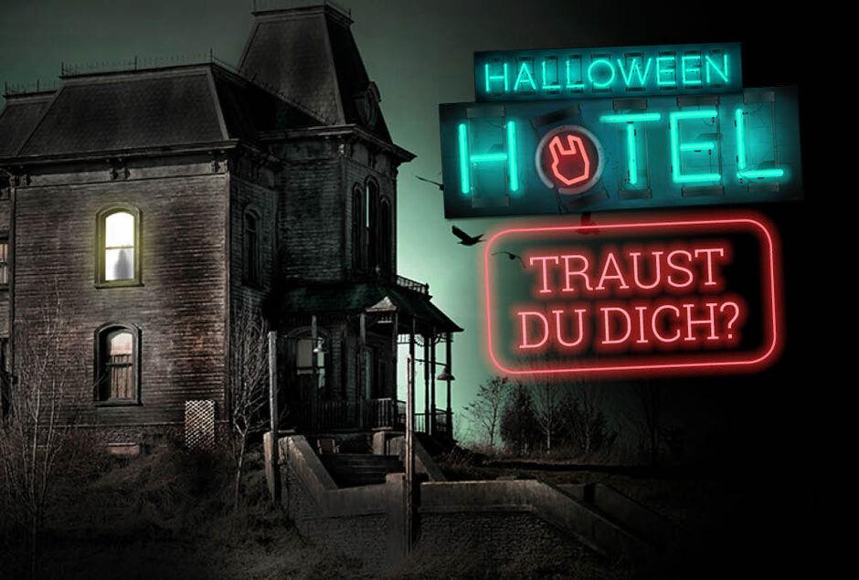 <b>Halloween Hotel</b>