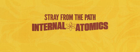 Das Album der Woche: Stray From The Path mit Internal Atomics