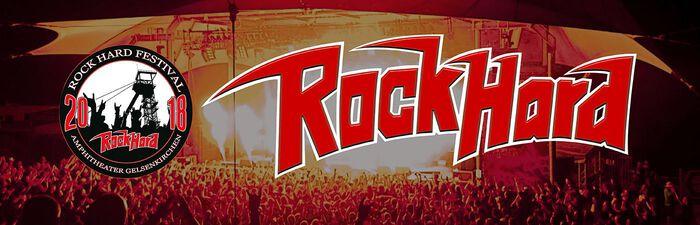 EMP präsentiert: Das Rock Hard Festival 2018