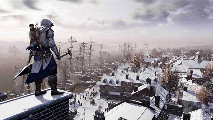 Assassin's Creed III auf der Nintendo Switch
