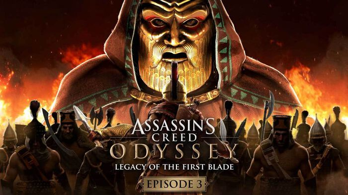 Assassin's Creed Odyssey – das Erbe der Assassinen