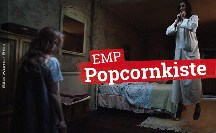 Die EMP Popcornkiste vom 24. August 2017
