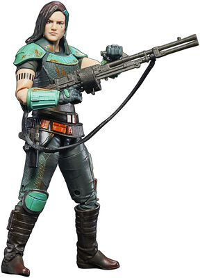The Black Series - The Mandalorian Cara Dune
