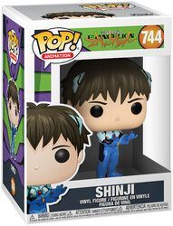 Shinji Vinyl Figur 744