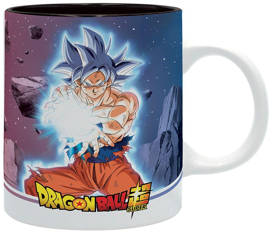 Super - Goku vs. Jiren