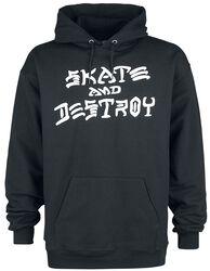 Skate and Destroy Hood
