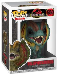 Dilophosaurus (Chase Edition möglich) Vinyl Figure 550