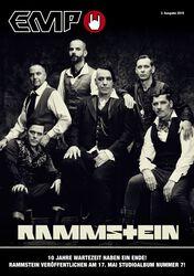 EMP Magazin Ausgabe Österreich Music Unisex  02 2019