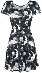 Moonstone Skater Dress
