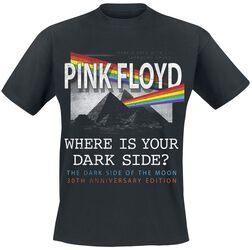 Where Is Your Dark Side?