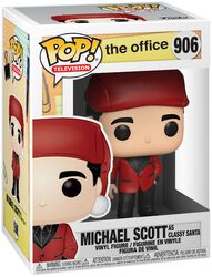 The Office Michael Scott als Classy Santa - Vinyl Figure 906