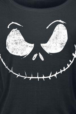 Jack Skellington - Face