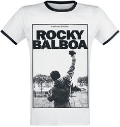 Rocky Balboa It Ain`t Over 'Til It`s Over.
