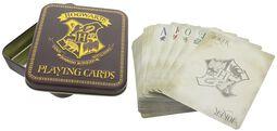 Harry Potter - Spielkarten Hogwarts