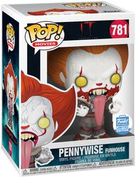 Chapter Two - Pennywise Funhouse (Funko Shop Europe) Vinyl Figure 781