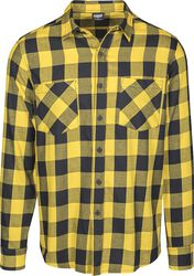 Checked Flanell Shirt