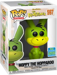 Familie Feuerstein SDCC 2019 - Hoppy the Hopparoo (Funko Shop Europe) Vinyl Figure 597