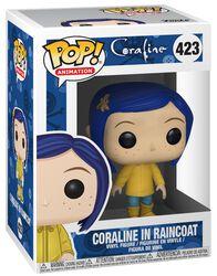 Coraline Coraline in Raincoat (Chase Edition möglich) Vinyl Figure 423
