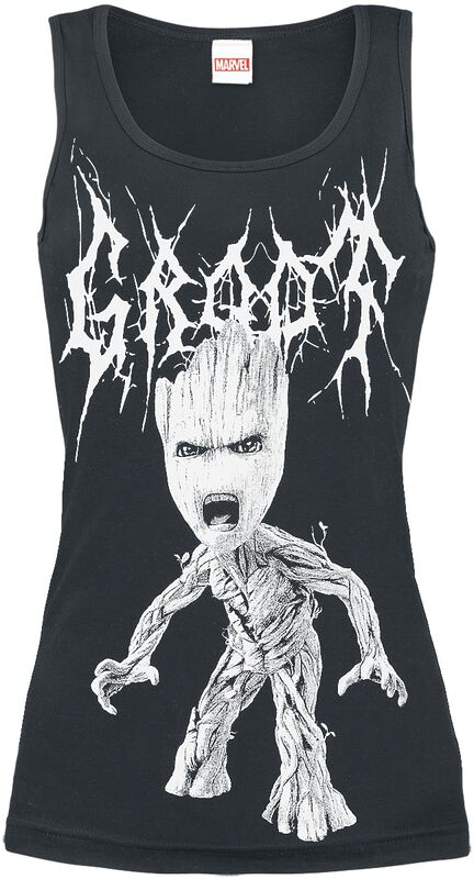2 - Black Metal Groot
