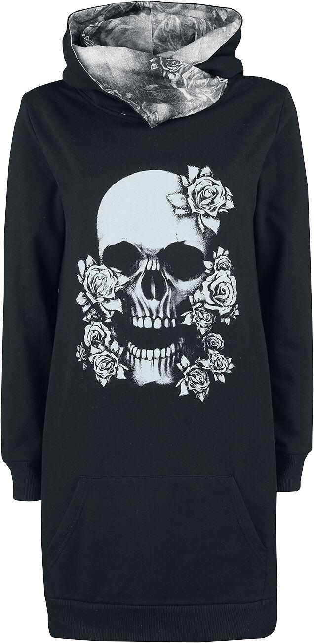 Keep Me Warm   Black Premium by EMP Mittellanges Kleid   EMP 972960ea5d