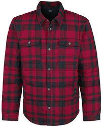 Square Padded Shirt