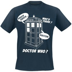 Knock Knock Doctor Who?