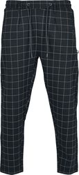 Formula Cropped Check Pants