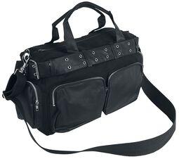 Satin Cat Travel Queen Bag
