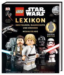 Lego - Lexikon der Figuren, Raumschiffe und Droiden