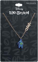 Stitch mit Frosch