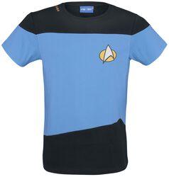 Uniform Blau