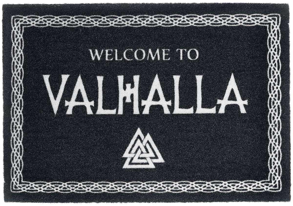 Welcome to Valhalla Fußmatte | EMP
