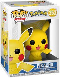 Pikachu Vinyl Figur 353