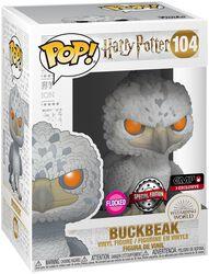 Buckbeak (Seidenschnabel) (Flocked) Vinyl Figur 104