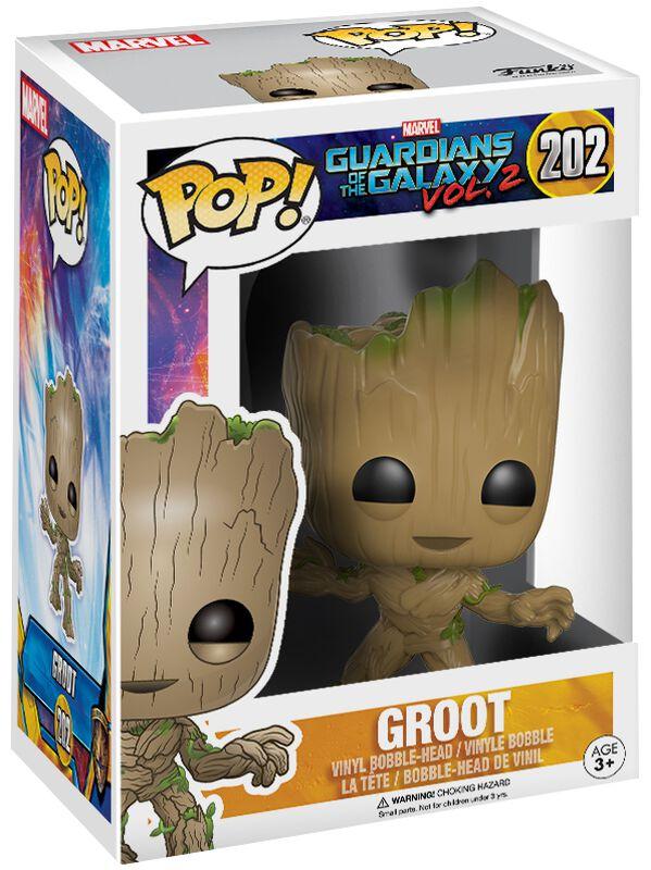 2 - Groot Vinyl Figur 202