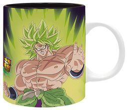 Broly - Goku Vegeta