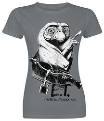 E.T. - Der Ausserirdische Biking