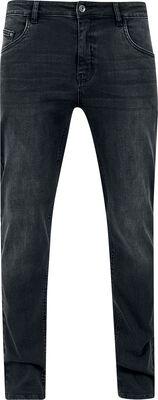 Stretch Denim Pants