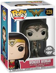Wonder Woman Vinyl Figure 229