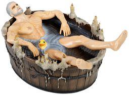 3 - Wild Hunt - Geralt in der Badewanne
