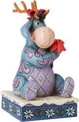 Eeyore Christmas Figurine